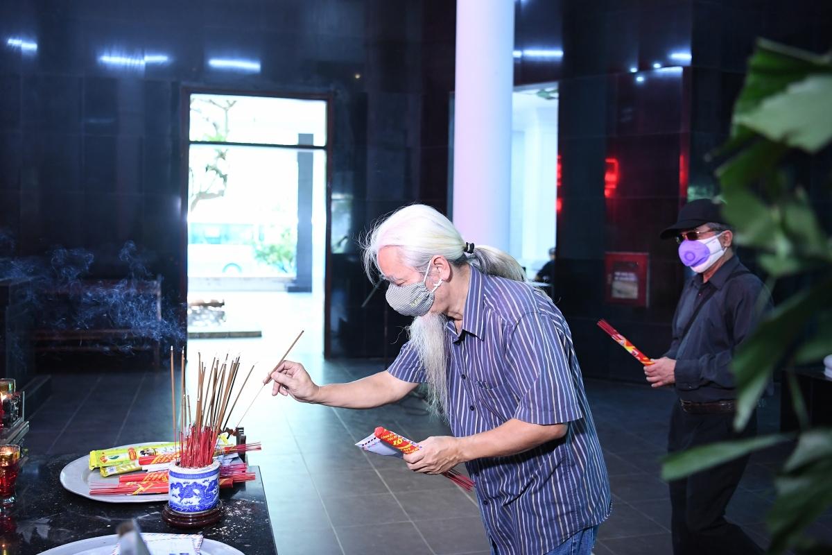 Nhà phê bình, dịch giả Phạm Xuân Nguyên.