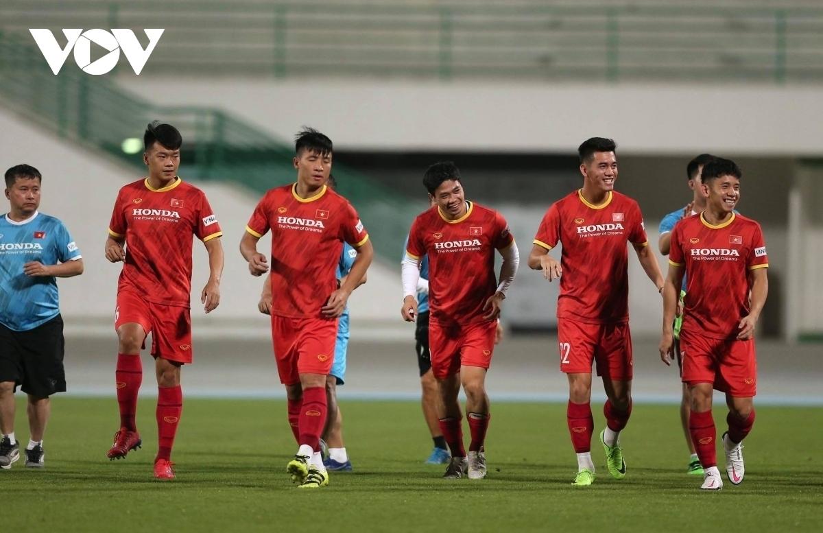Đội tuyển Việt Nam ghi 4 bàn thắng vào lưới của Indonesiatại vòng loại thứ 2 World Cup 2022