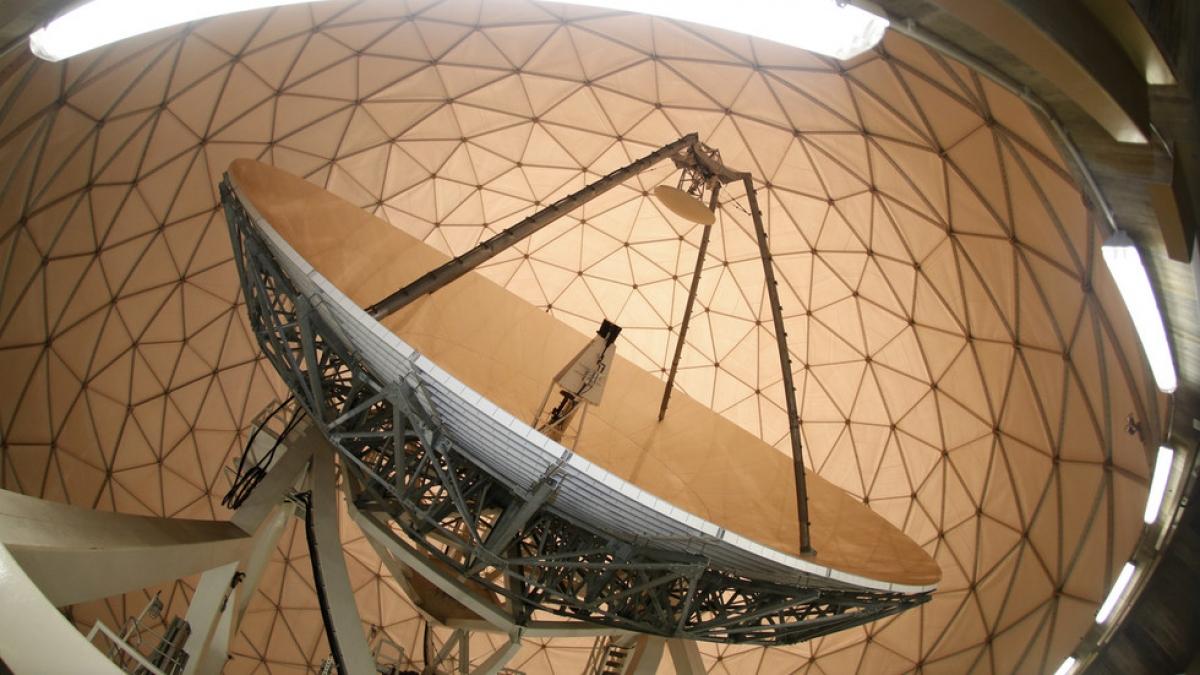 Một trạm do thám của NSA đặt tại Bad Aibling, Đức. (Ảnh: Reuters)