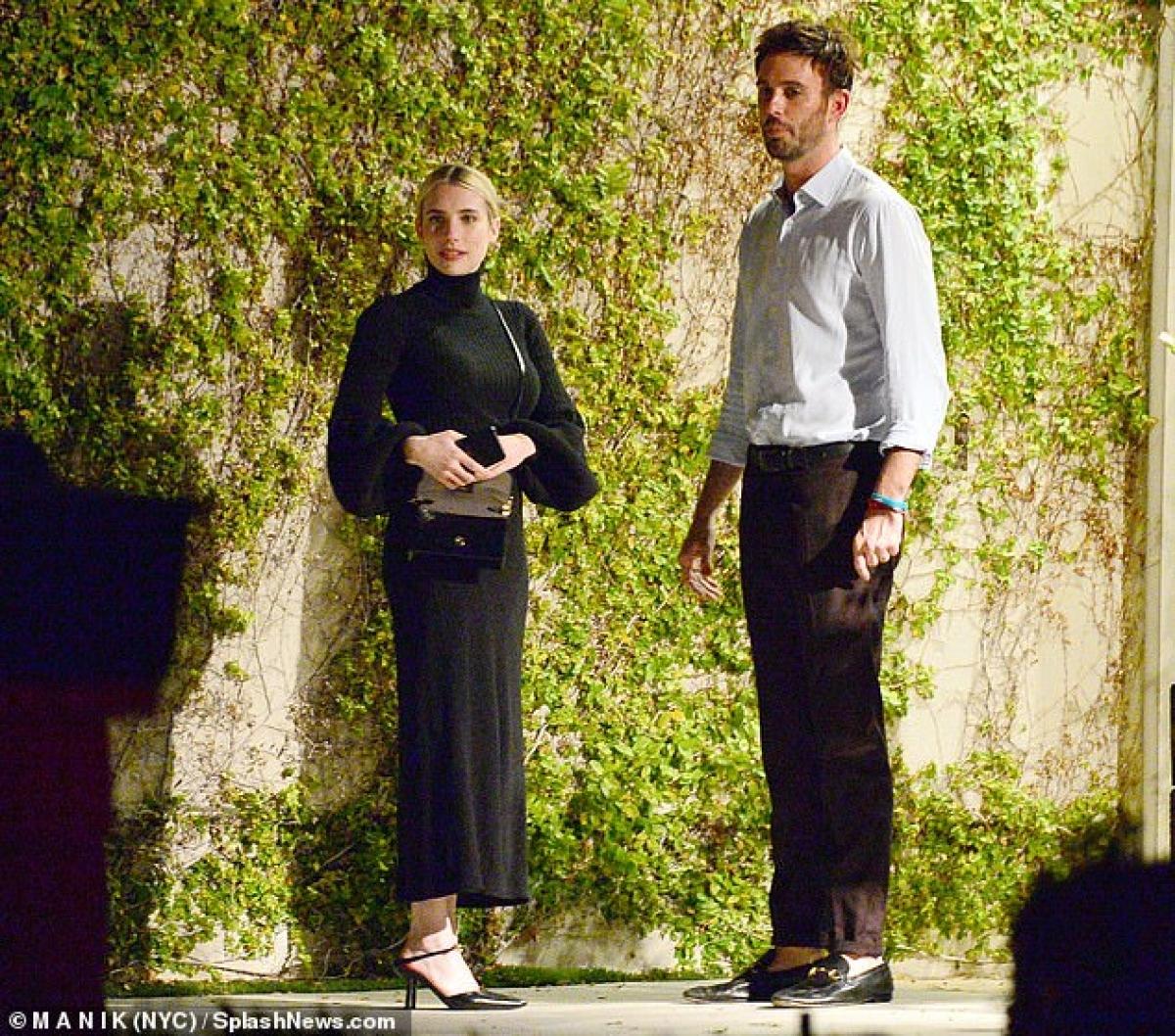 Emma Roberts đã sinh hạ con trai đầu lòng vào ngày 27/12 năm ngoái tại một bệnh viện ở Los Angeles.