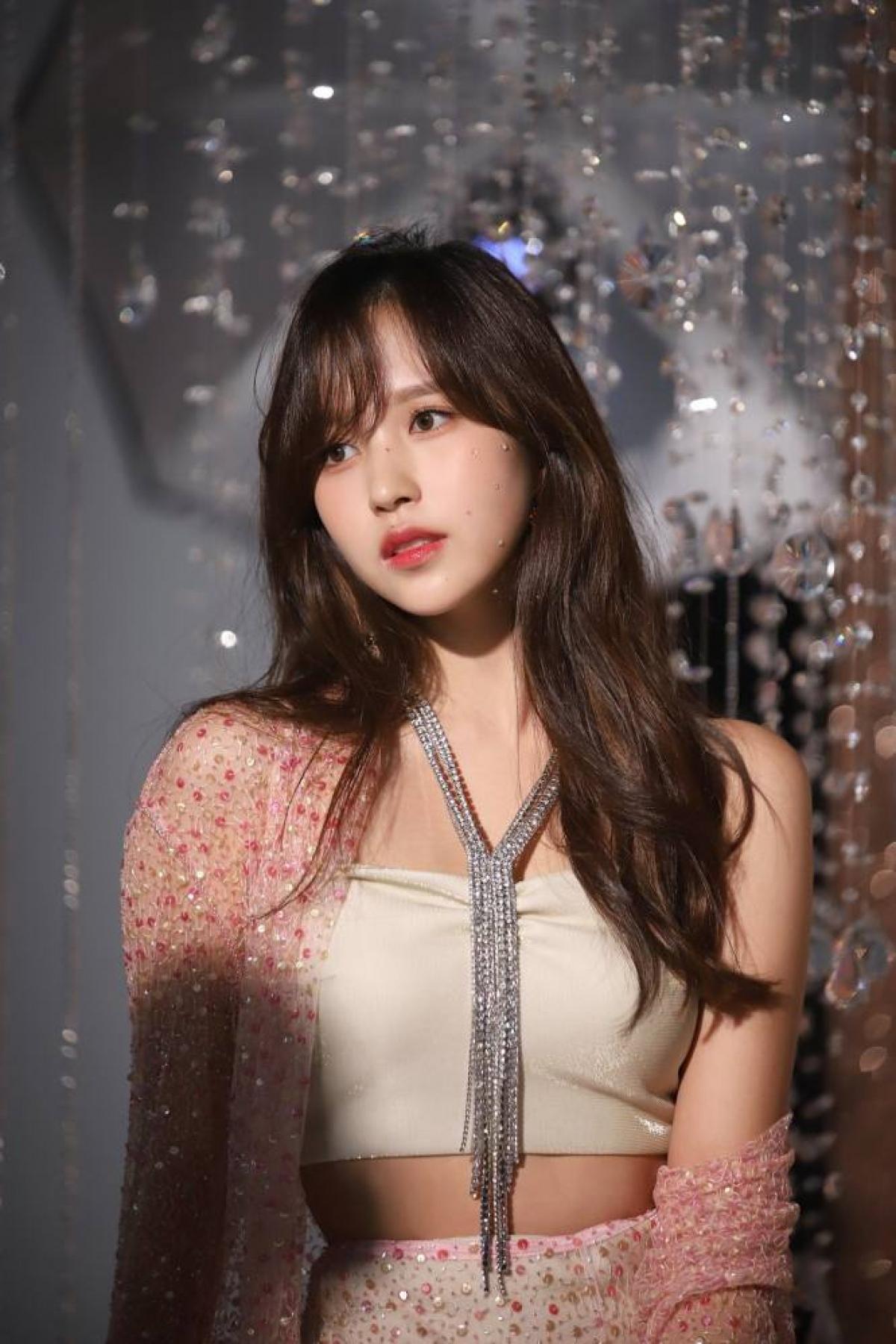 """Mina (Twice) thường được người hâm mộ gọi là """"công chúa"""". Nguồn: JYP Entertainment"""