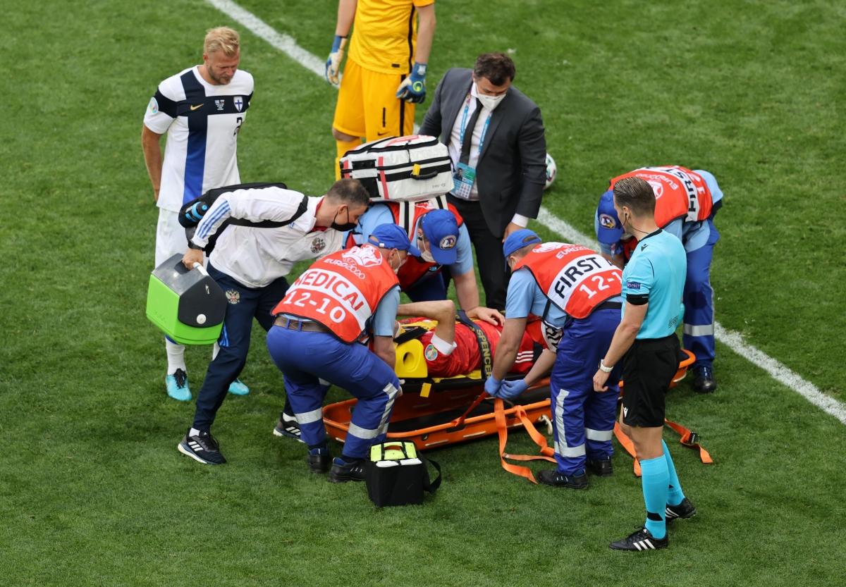 Mario Fernandes dính chấn thương nặng khiến ĐT Nga gặp rất nhiều khó khăn. (Ảnh: Reuters).
