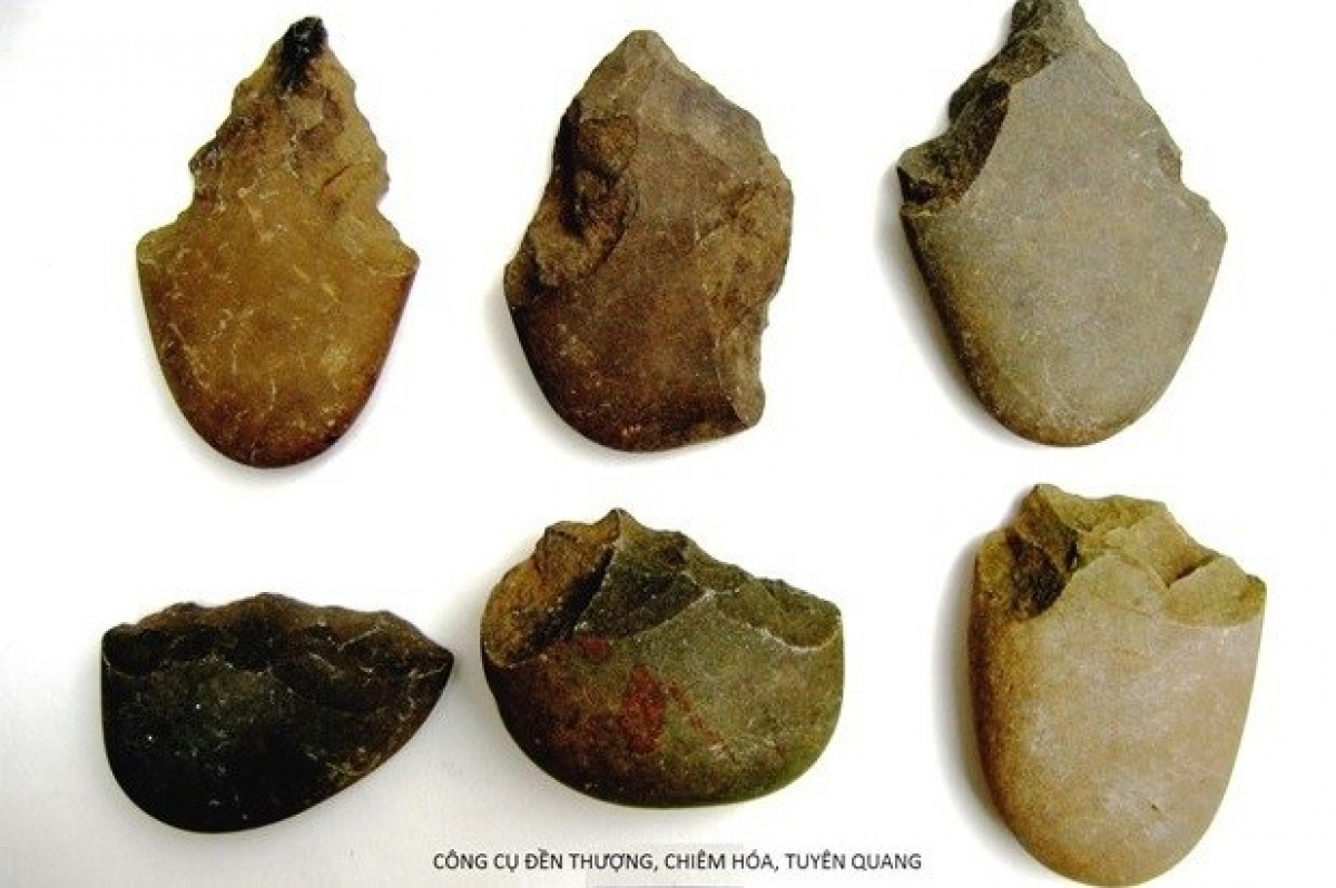 Archaeological traces affirm existence ofearly humansin Tuyen Quang