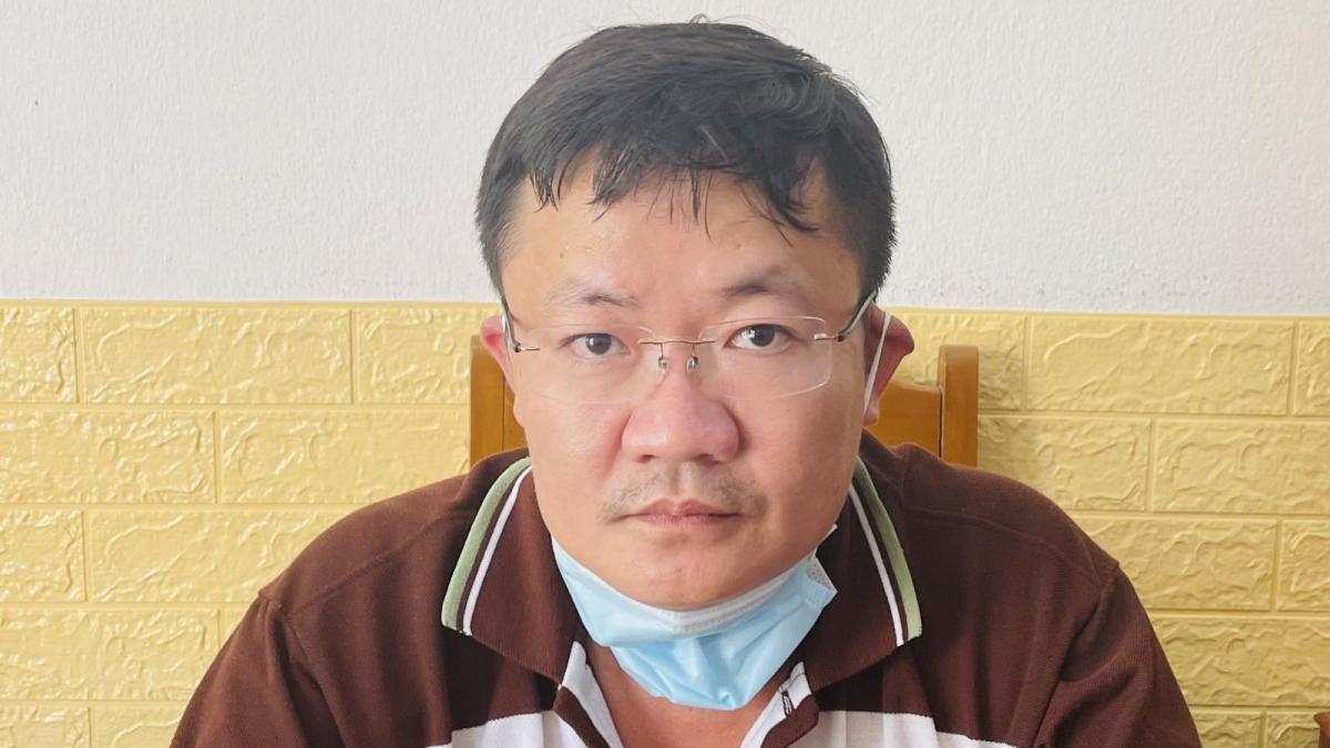 Đối tượng Trần Văn Cường