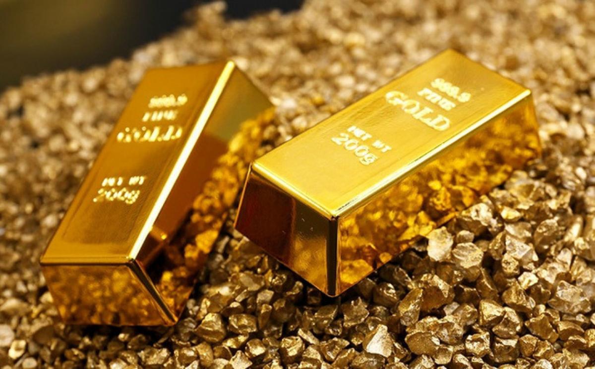 Giá vàng trong nước và thế giới cùng đảo chiều tăng. (Ảnh: KT)