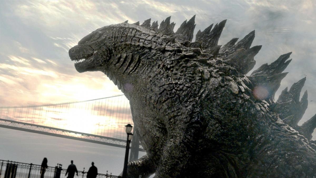 """Cảnh trong phim """"Godzilla vs. Kong"""". Nguồn: Warner Bros."""