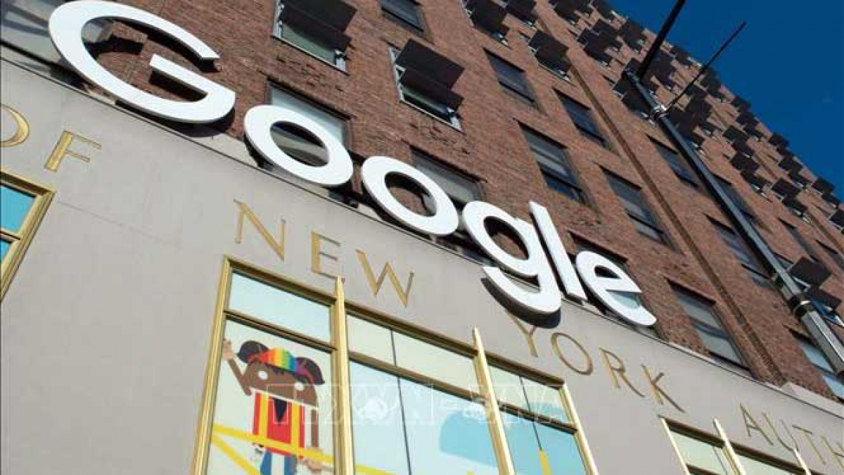 Google cho biết sẽ hợp tác với EC để chứng minh lợi ích của các sản phẩm quảng cáo. Ảnh minh họa:AFP/TTXVN