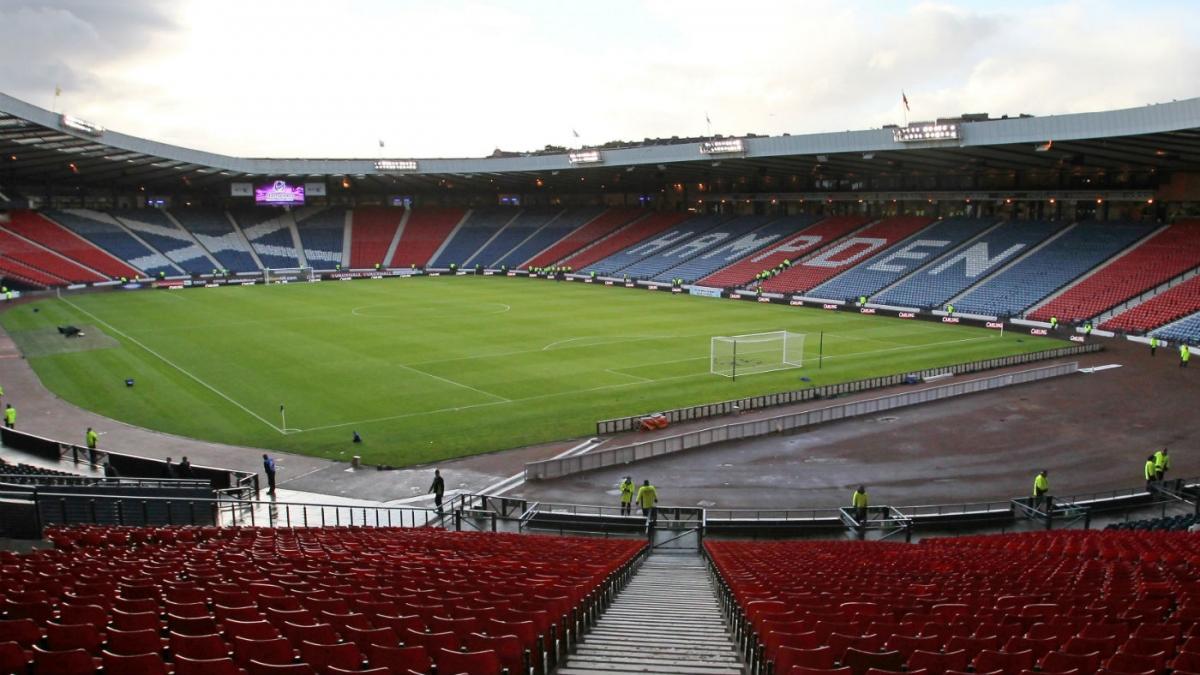 Sân Hampden Park sẽ là nơi diễn ra trận đấu. (Ảnh: Getty).
