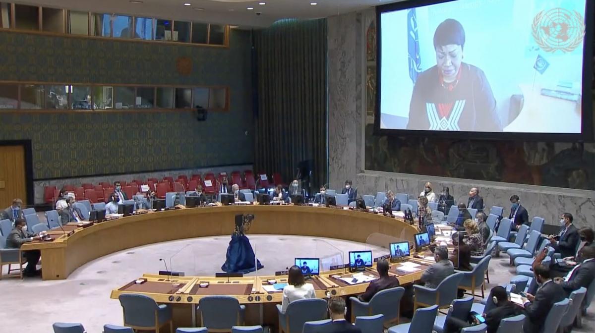Hội đồng Bảo an tiến hành họp công khai về tình hình Sudan.
