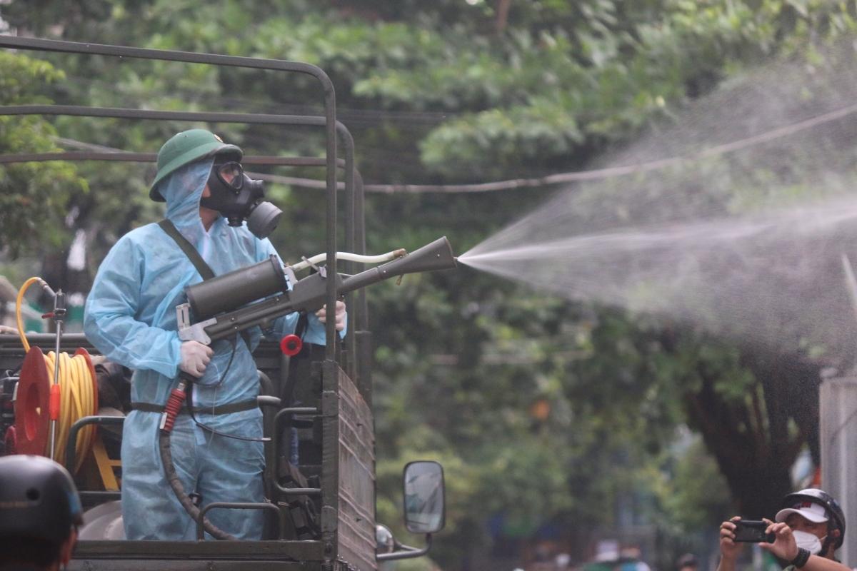 Sáng 8/6, Việt Nam có 43 ca mắc COVID-19 tại Bắc Giang, Bắc Ninh và TPHCM.