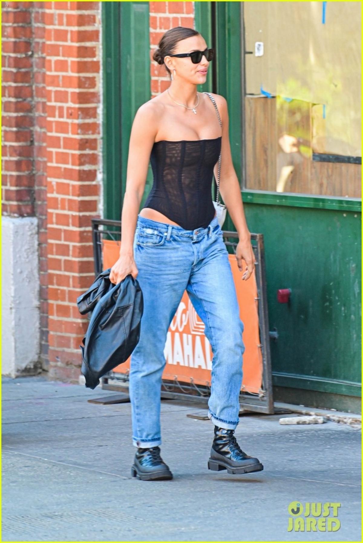 Thông tin Kanye West và Irina Shayk hẹn hò rộ lên hồi cuối tháng 5.