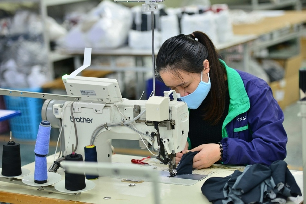 PPE manufacturing capacity in Vietnam witnesses a six-fold jump in production in 2020