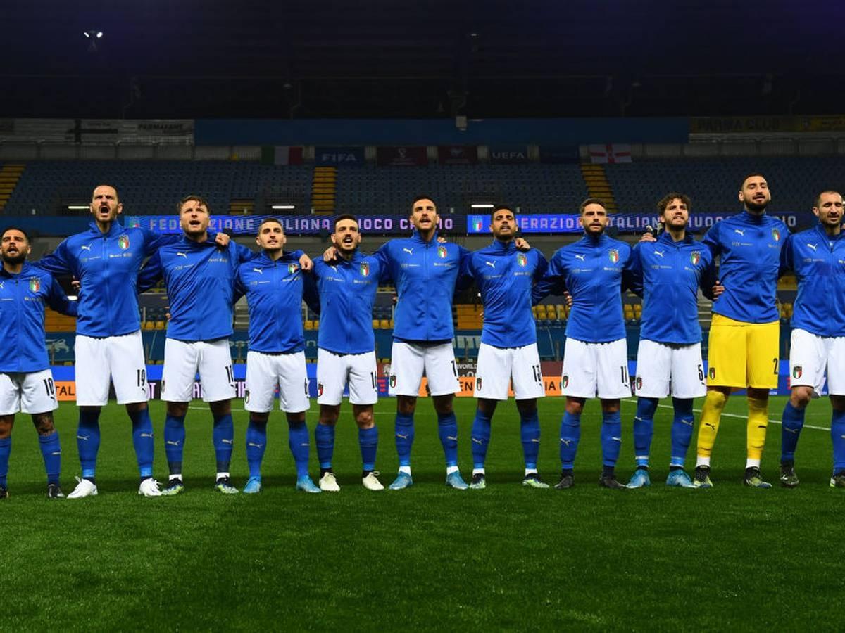 Đội tuyển Italia được đánh giá cao nhất bảng A - EURO 2021. (Ảnh: Getty).