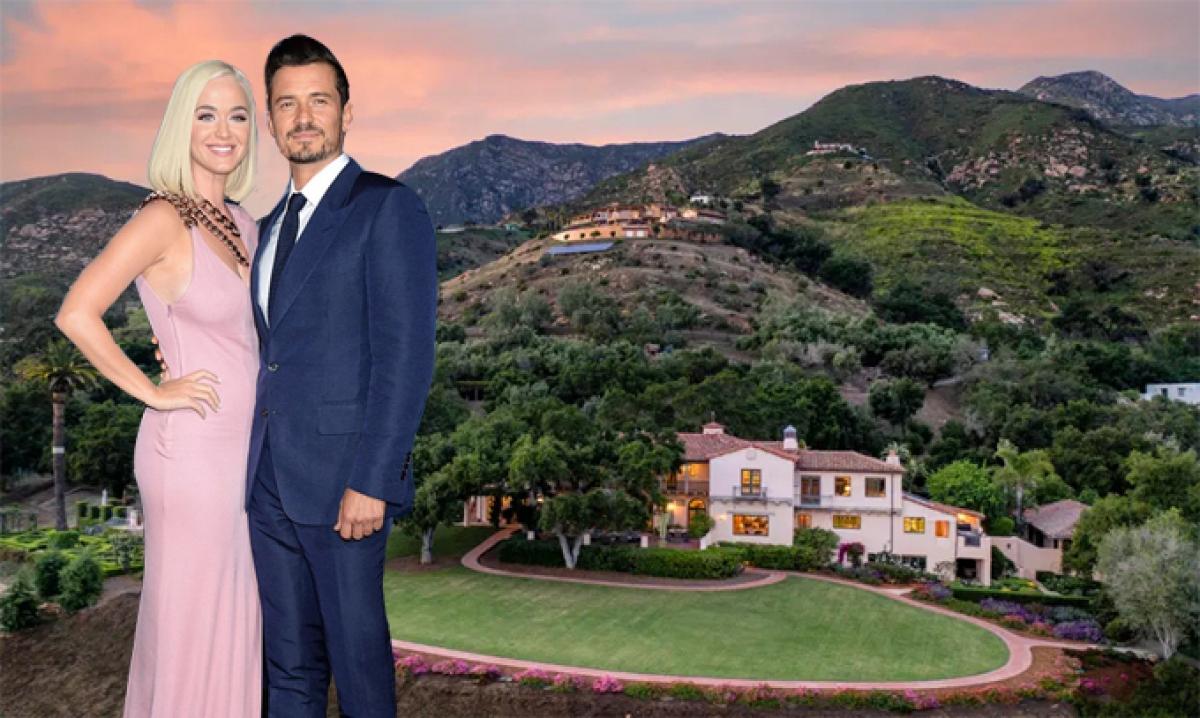 Để con gái có không gian sống rộng rãi và trong lành, cuối năm ngoái Katy và Orlando đã mua biệt thự lớn trên đồi ở Montecito, California./.