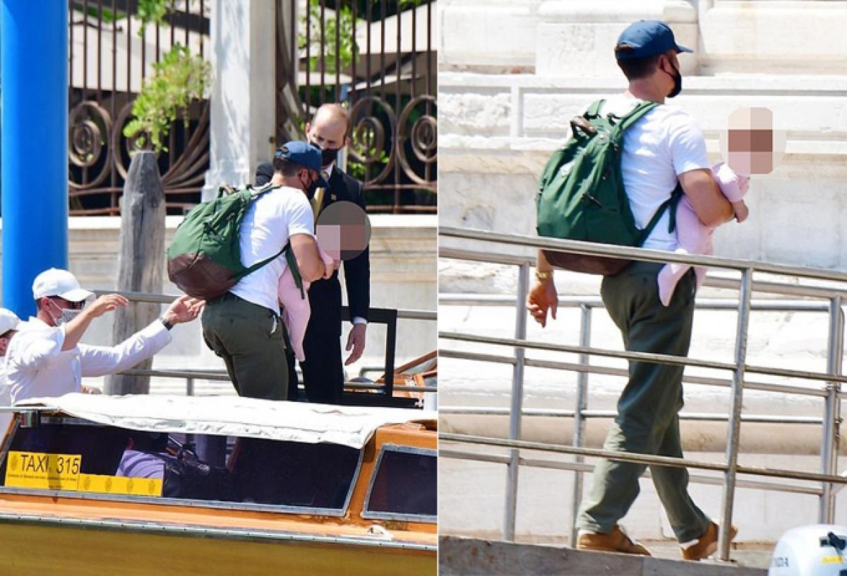 Cả gia đình Orlando Bloom - Katy Perry hiện đang sống trong căn biệt thự ở Montecito, California.