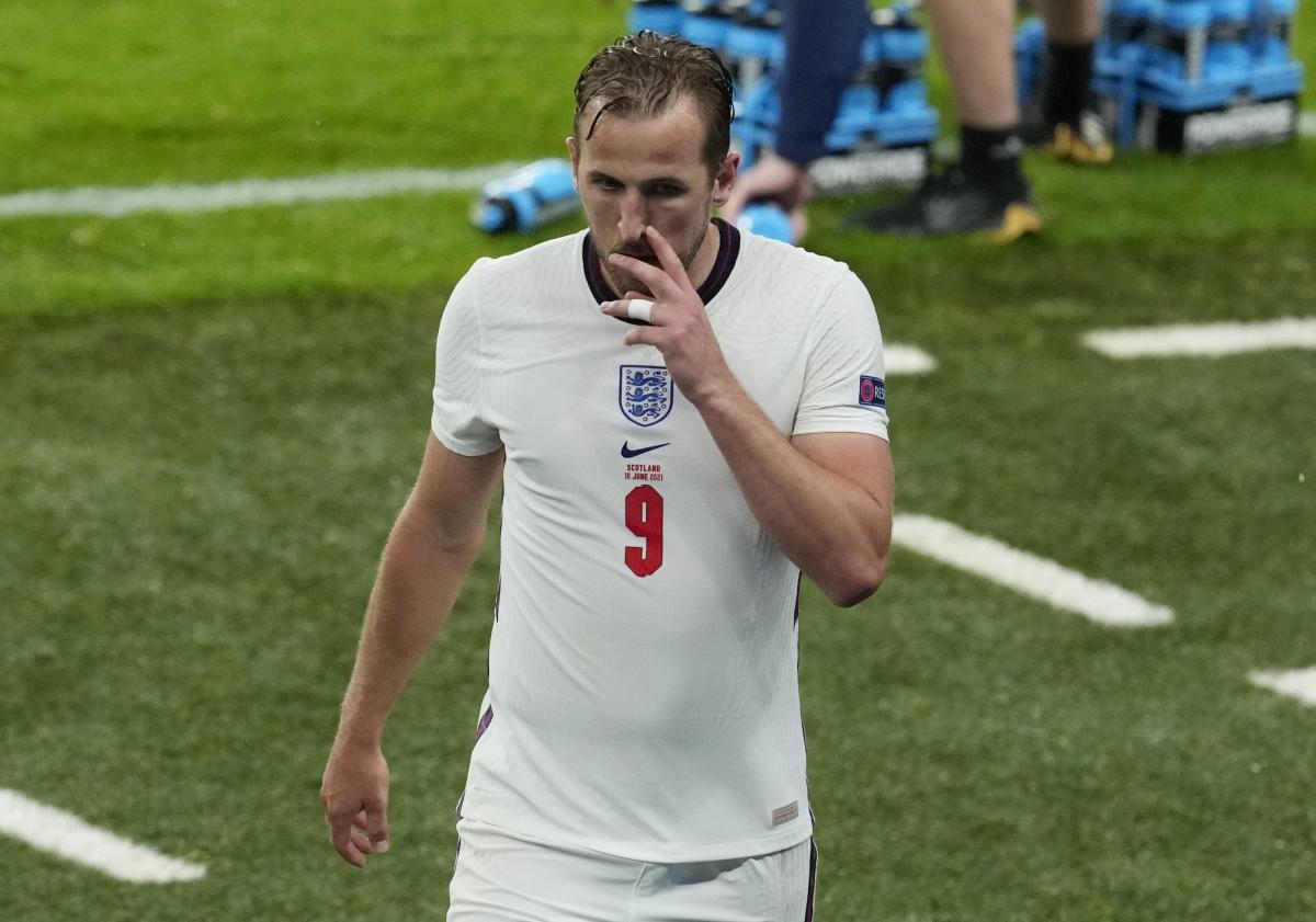 Bất chấp phong độ kém, Harry Kane vẫn sẽ đá chính khi ĐT Anh gặp CH Séc. (Ảnh: Reuters).