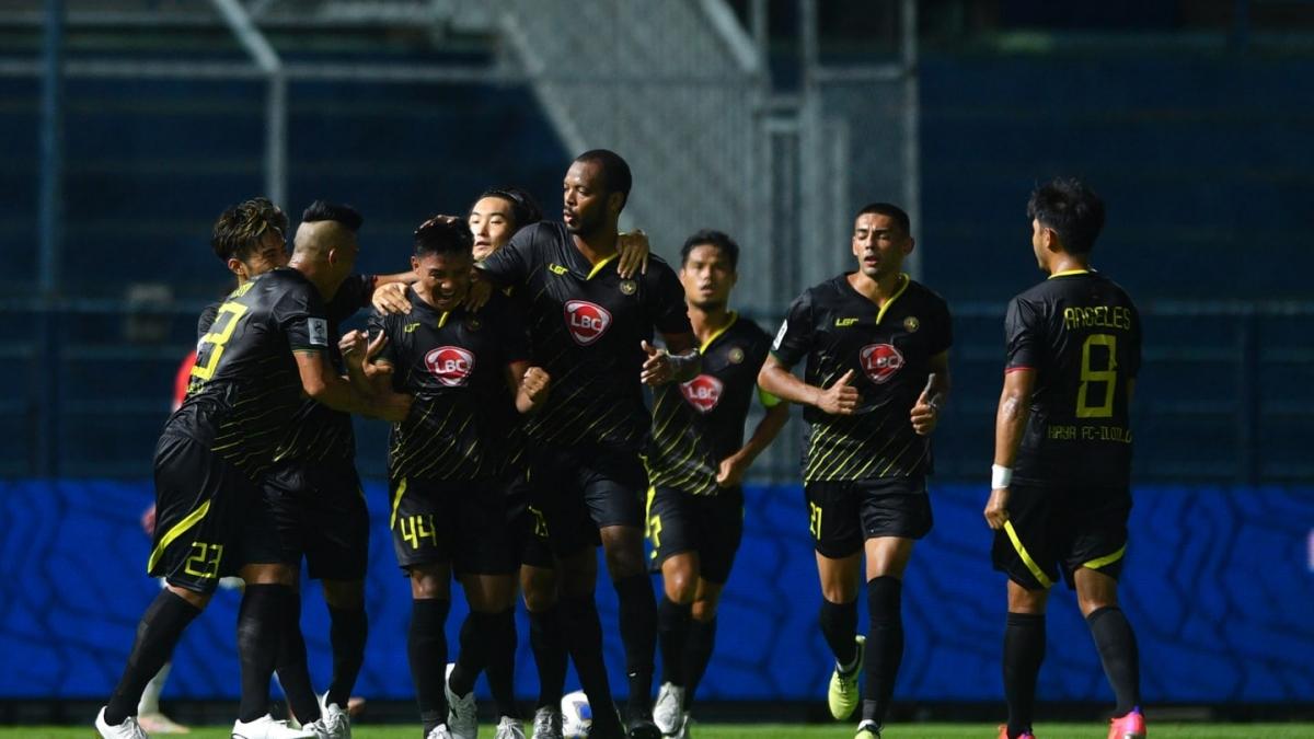 CLB Kaya (Philippines) lần đầu dự vòng bảng AFC Champions League. (Ảnh: AFC).