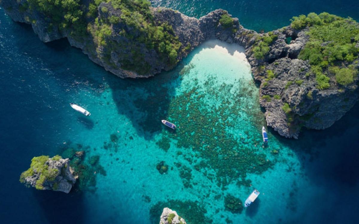 Krabi nổi tiếng với phong cảnh thiên nhiên tuyệt đẹp. Nguồn: Koh Haa