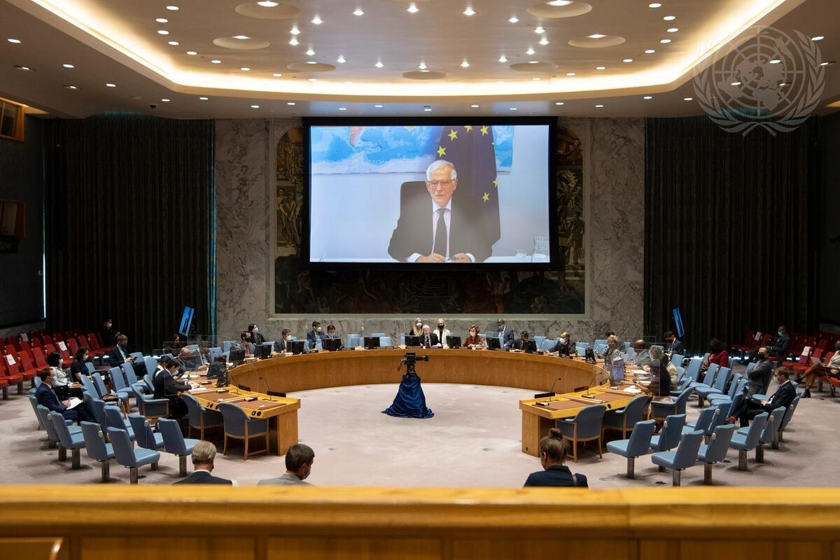 Liên Hợp Quốc tăng cường hợp tác với Liên minh châu Âu.