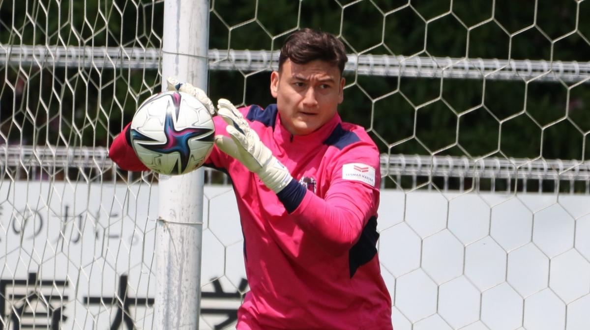 Đặng Văn Lâm sẽ có cơ hội thi đấu vòng bảng AFC Champions League 2021 trong màu áo Cerezo Osaka. (Ảnh: Cerezo Osaka).