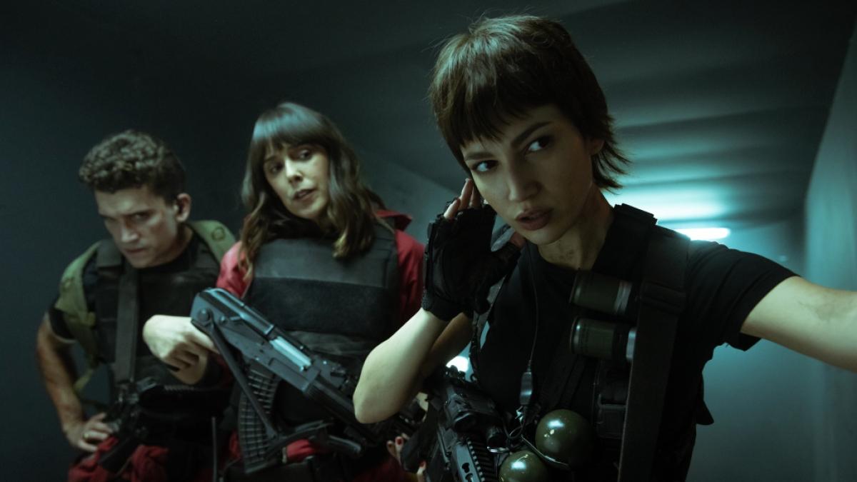 Mùa 5 - mùa cuối cùng của loạt phimđược thiết lập để đưavụ trộm kết thúc.