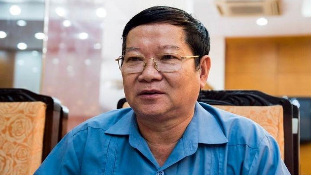 Ông Lê Như Tiến, nguyên Phó Chủ nhiệm Ủy ban Văn hóa-Giáo dục, Thanh niên, Thiếu niên và Nhi đồng của Quốc hội