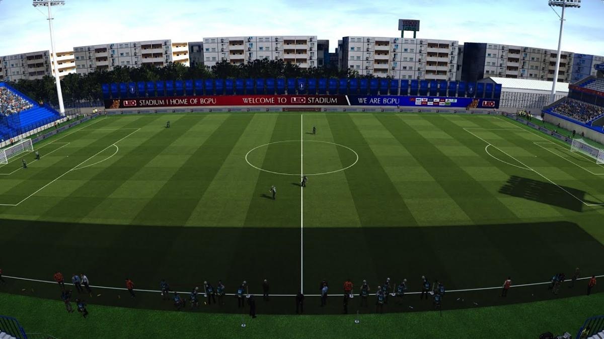SVĐ Leo ở Thanyaburi, một trong các SVĐ ở Thái Lan sẽ đăng cai AFC Champions League cuối tháng 6. (Ảnh: BG Pathum).