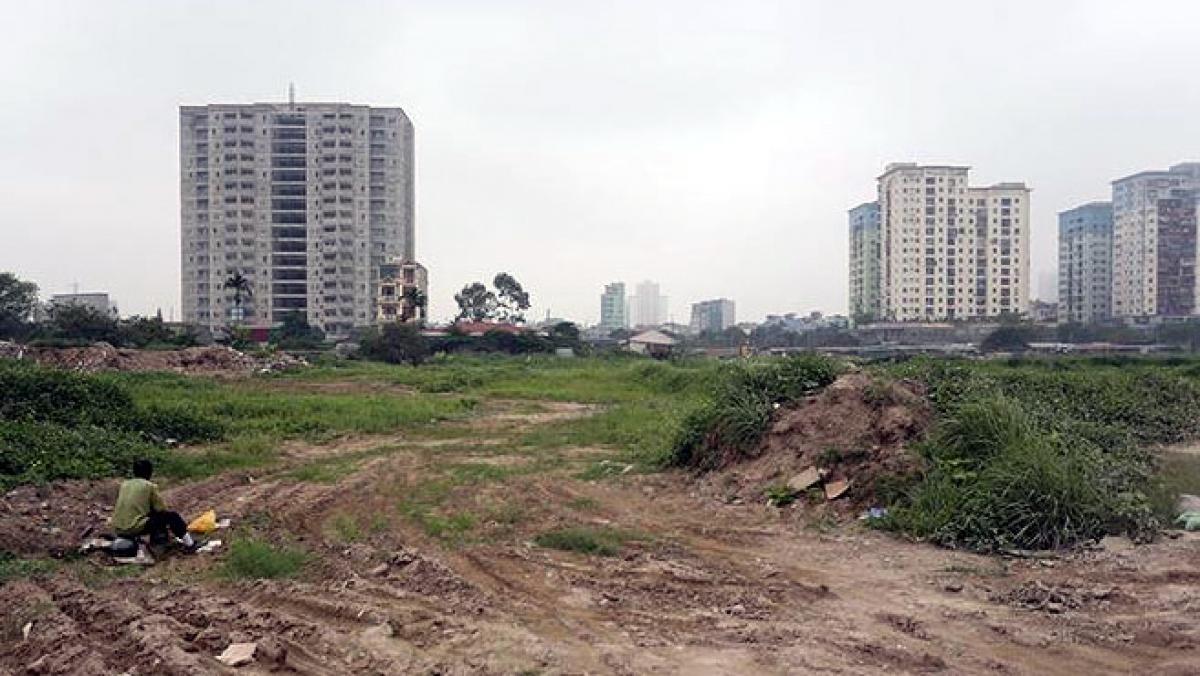 Dự án KĐTM Thịnh Liệt. Ảnh: Nhà đầu tư