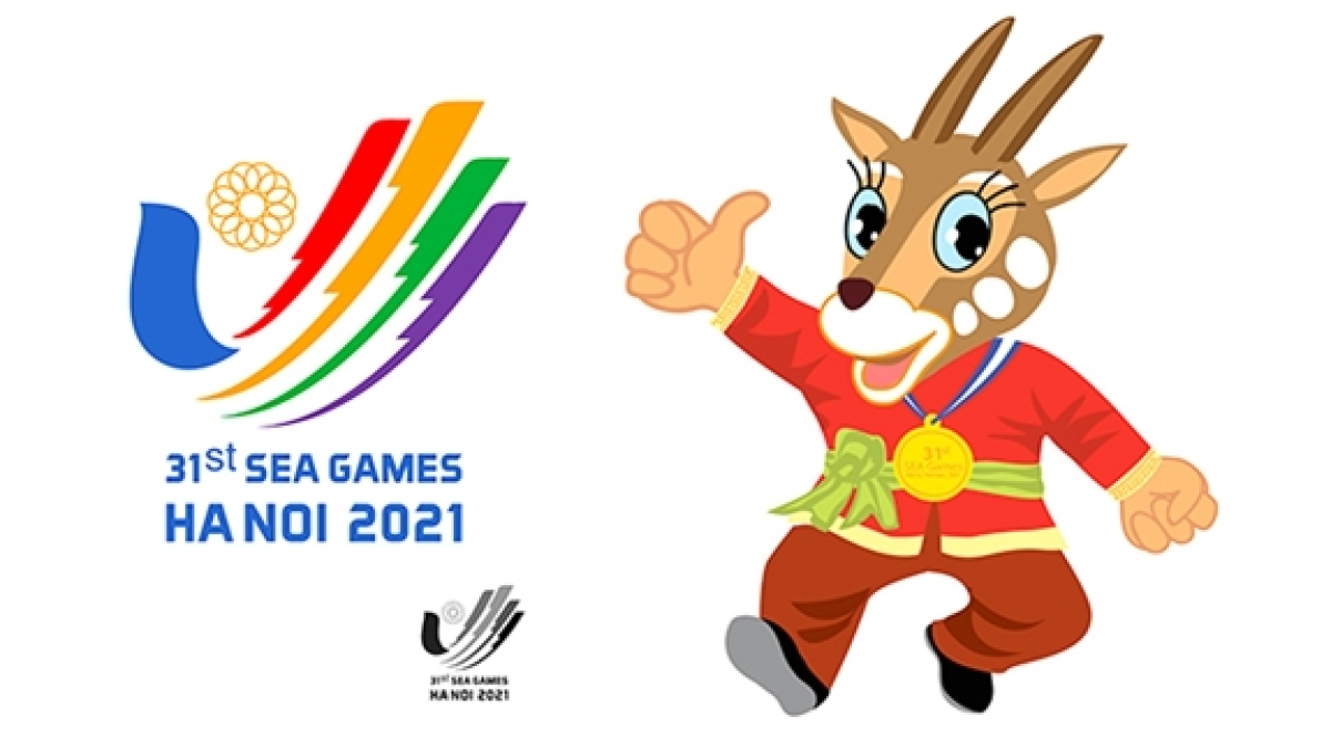 SEA Games 31 and ASEAN Para Games 11 are likely to be delayed in Vietnam this year. (Photo: SEA Games 31 mascot)