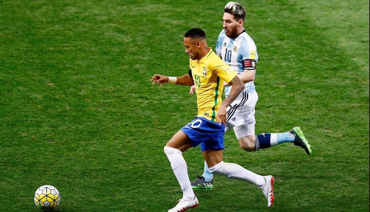 Neymar và Messi sẽ là những ngôi sao đáng xem nhất Copa America 2021. (Ảnh: Getty).