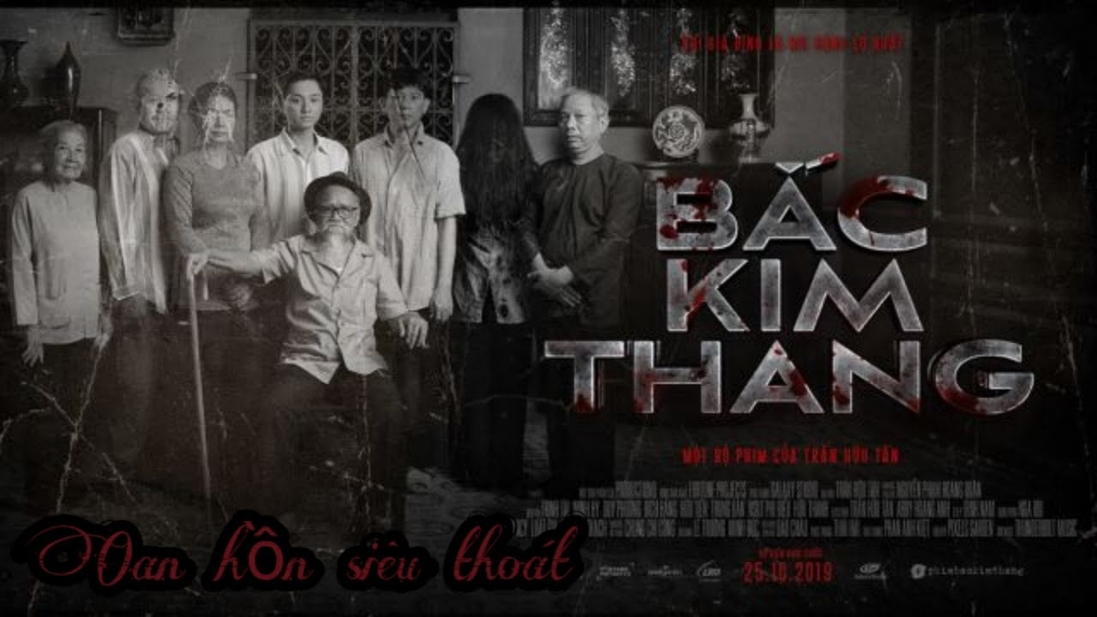Vietnamese horror movie Bac Kim Thang will be screened at the Asian Film Festival in Rome, Italy.