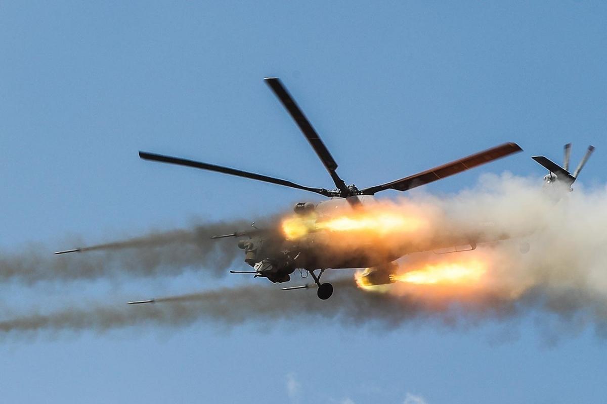 """Mi-28NM từng được """"thử lửa"""" ở chiến trường Syria. Ảnh: RBTH"""