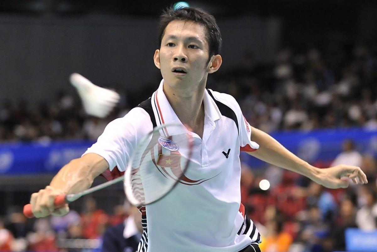Vietnamese top player Nguyen Tien Minh