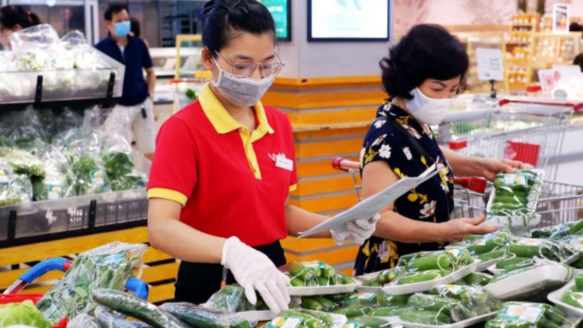 Doanh nghiệp bán lẻ Việt đang chiếm được phần lớn thị phần nội địa.
