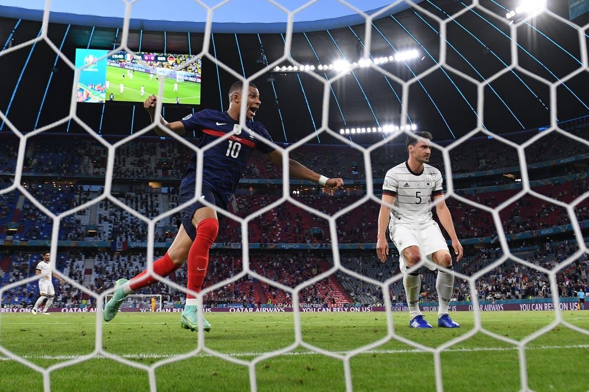 Pháp được xem là ứng viên nặng ký nhất cho ngôi đầu bảng F. (Ảnh: Getty)