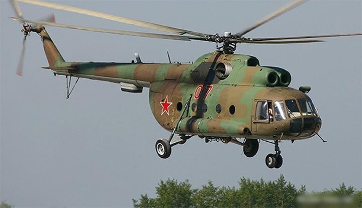 Trực thăng Mi-8 của Nga. Ảnh: Military Today.