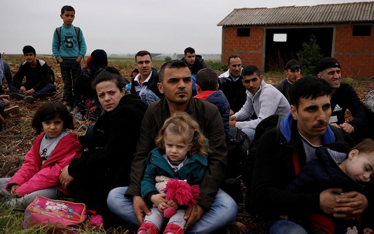 Người tị nạn. Ảnh: CFR.