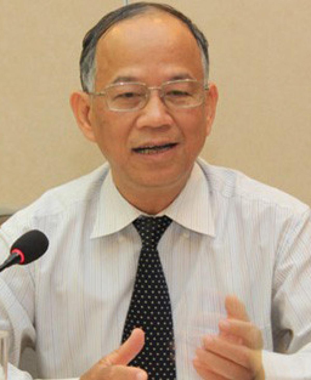 TS Nguyễn Minh Phong