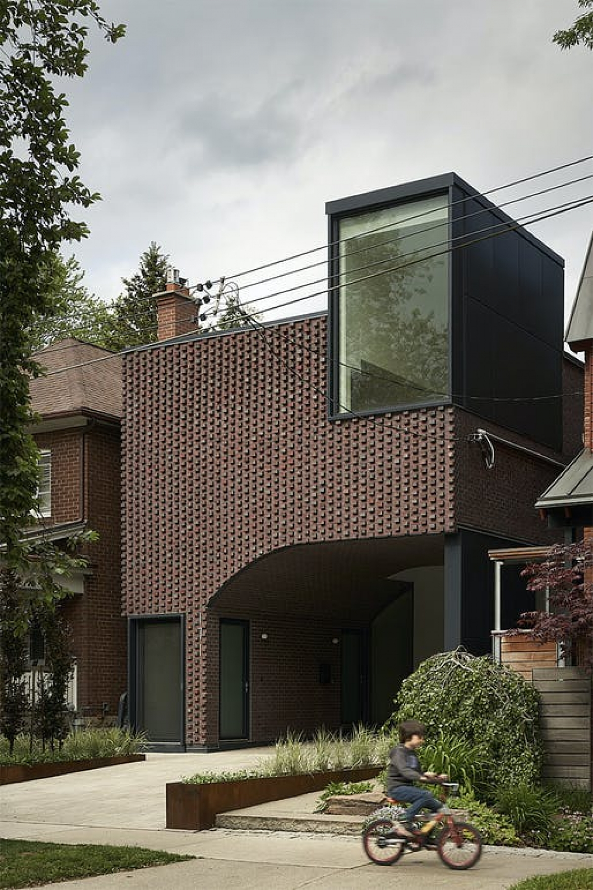 High Park Residence ở Toronto. Ảnh: Doublespace Photography