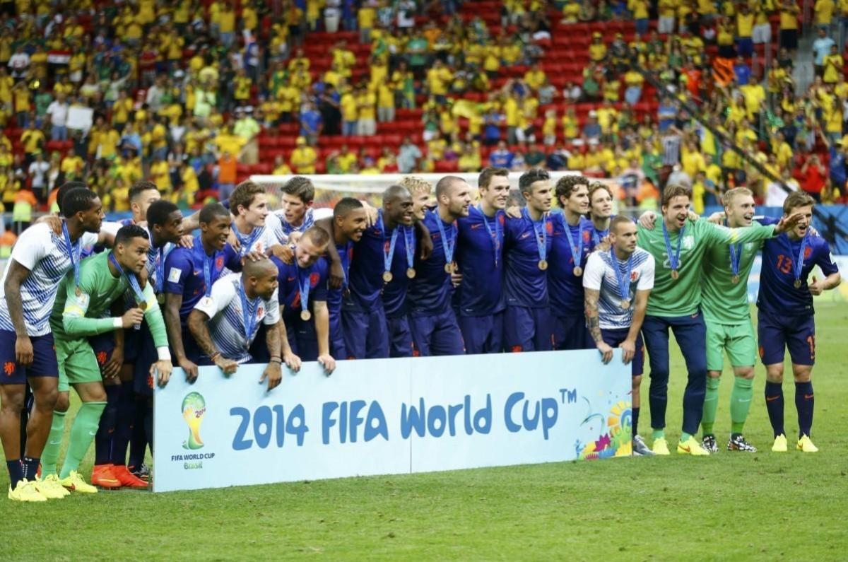 Đội hình Hà Lan dự EURO 2021 vẫn còn những người từng giành HCĐ World Cup 2014 như Daley Blind, Memphis Depay hay De Vrij. (Ảnh: Getty)