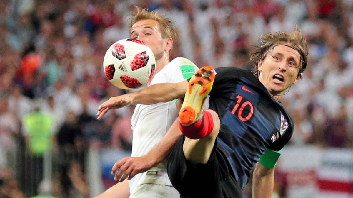 ĐT Anh với ĐT Croatia tái hiện trận bán kết World Cup 2018 tại EURO 2021 (Ảnh: Getty).