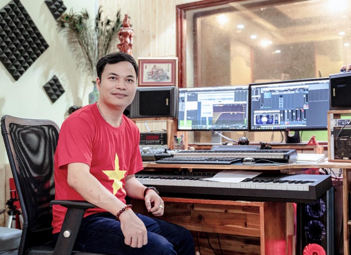 Nhạc sĩ Xuân Trí.