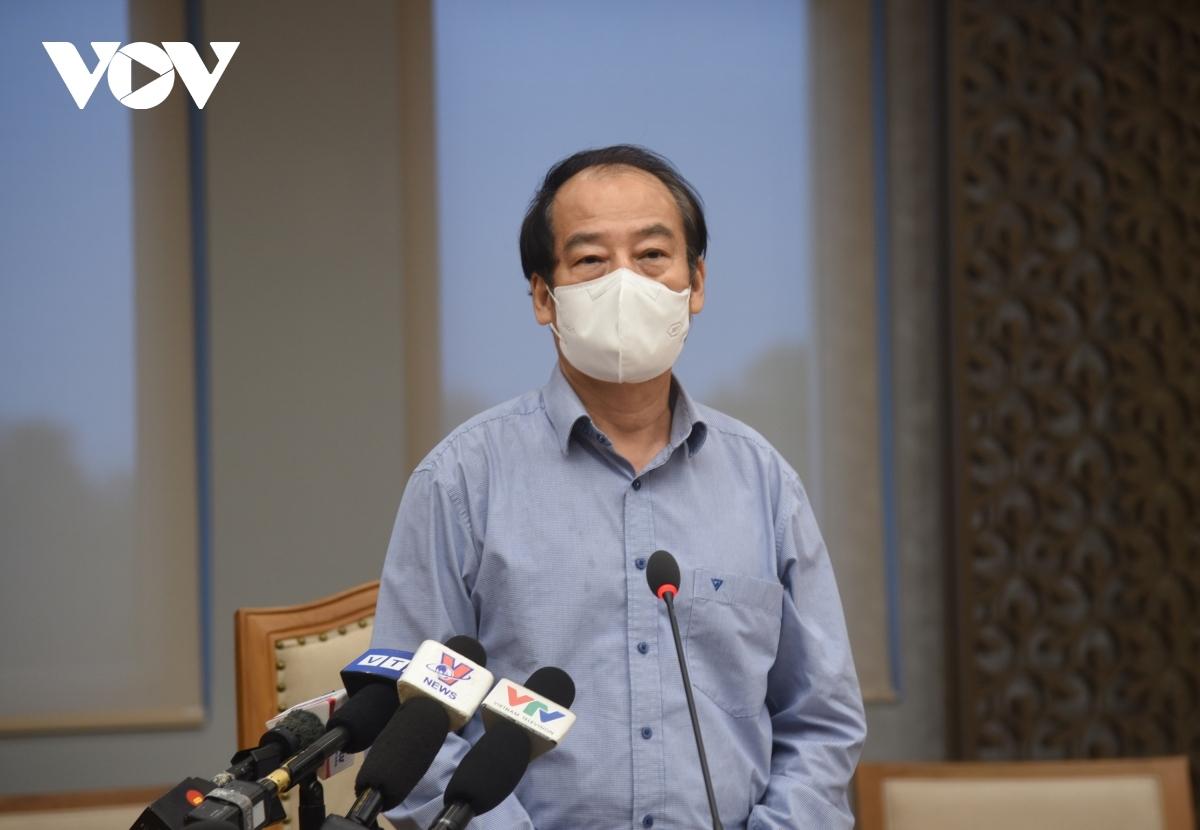 PGS.TS Trần Đắc Phu, nguyên Cục trưởng Cục Y tế dự phòng, Bộ Y tế, Cố vấn Trung tâm Đáp ứng khẩn cấp sự kiện y tế công cộng Việt Nam.