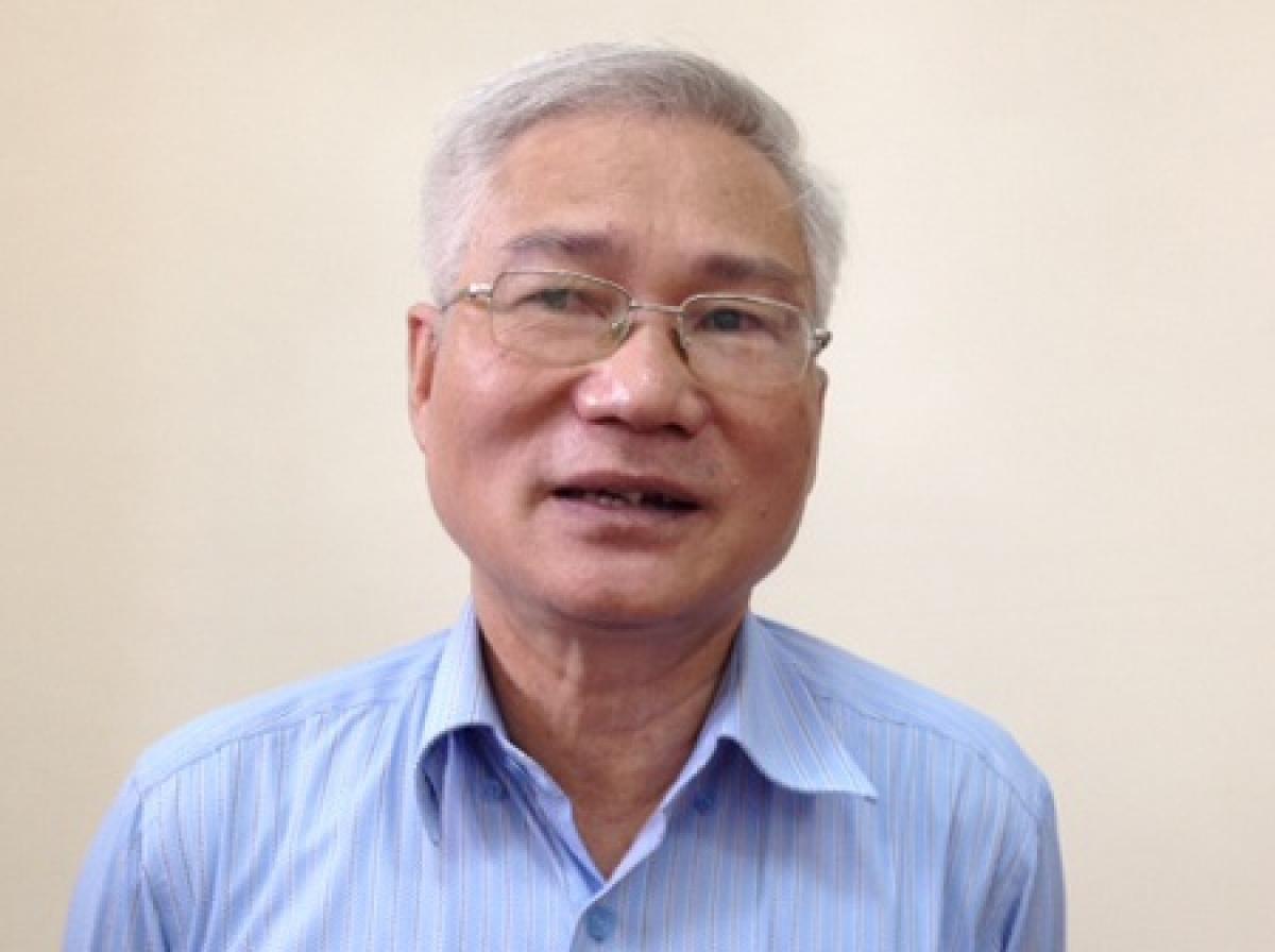 Giáo sư, Tiến sỹ Mạch Quang Thắng
