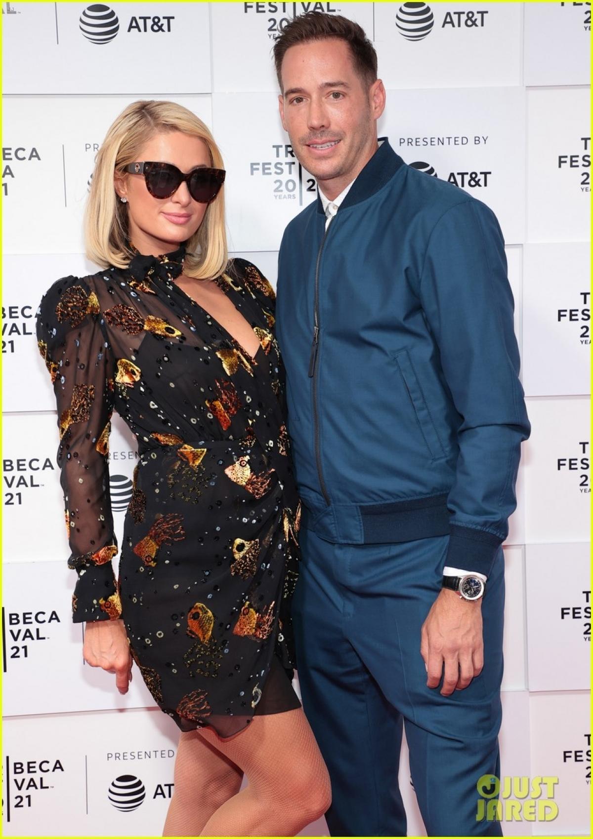 Vào tháng trước, Paris tiết lộ rằng cô đã đi thụ tinh trong ống nghiệm với bạn trai để có con./.
