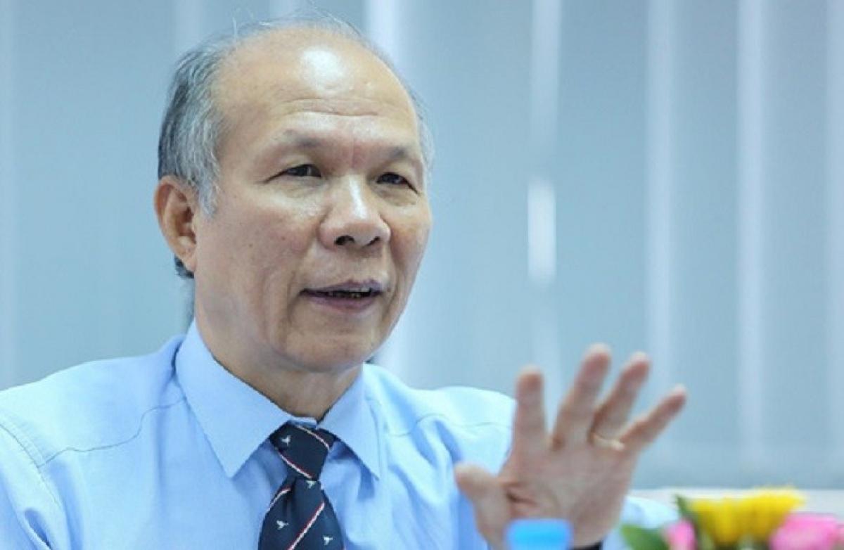 PGS. TS. Đinh Trọng Thịnh, giảng viên cao cấp Học viện Tài chính