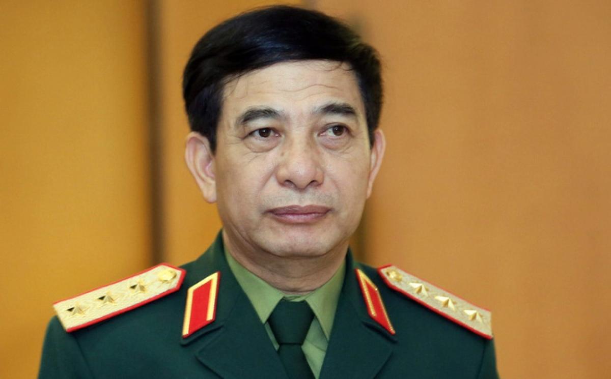 Thượng tướng Phan Văn Giang, Bộ trưởng Bộ Quốc phòng trúng cử đại biểu Quốc hội tại Đơn vị bầu cử Số 2tỉnh Thái Nguyên