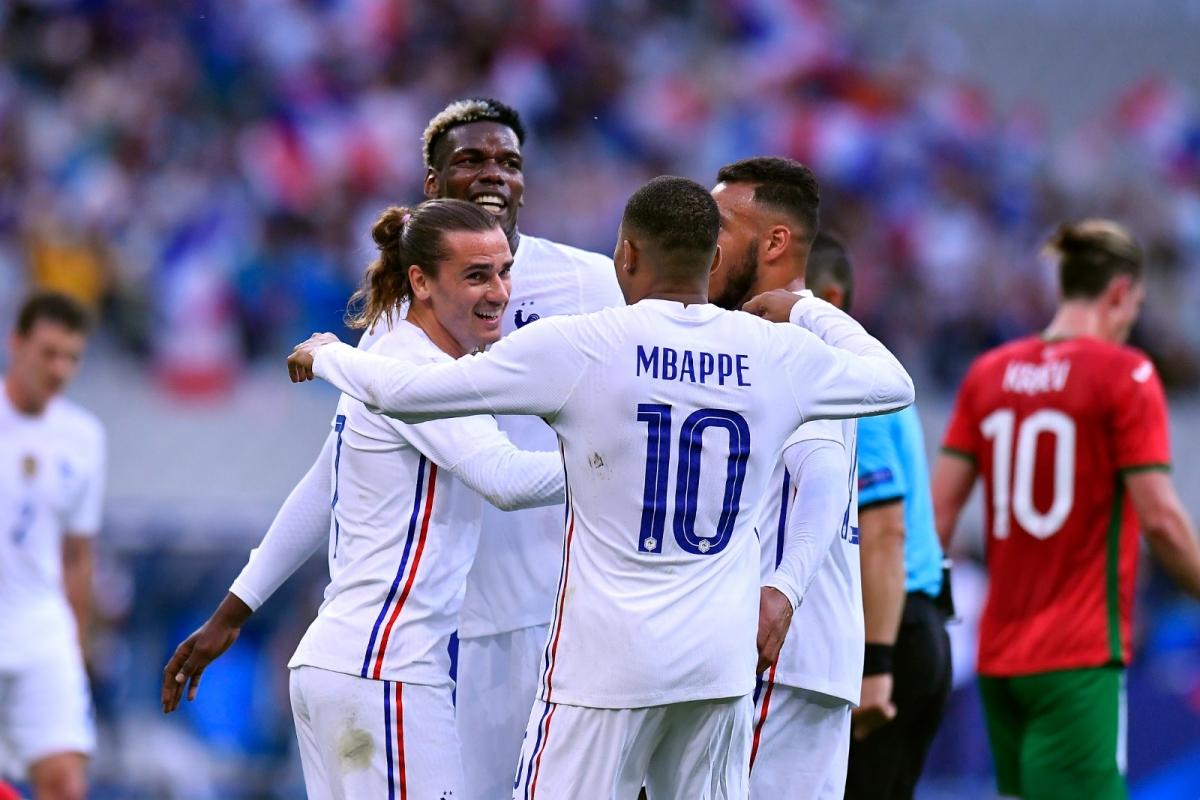 Pháp là đương kim vô địch World Cup và sở hữu đội hình toàn sao. (Ảnh: Getty)