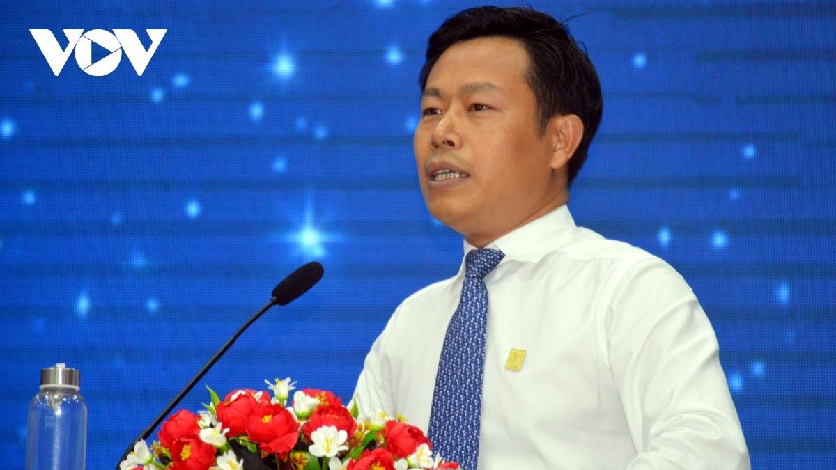 Ông Lê Quân - tân Giám đốc Đại học Quốc gia Hà Nội