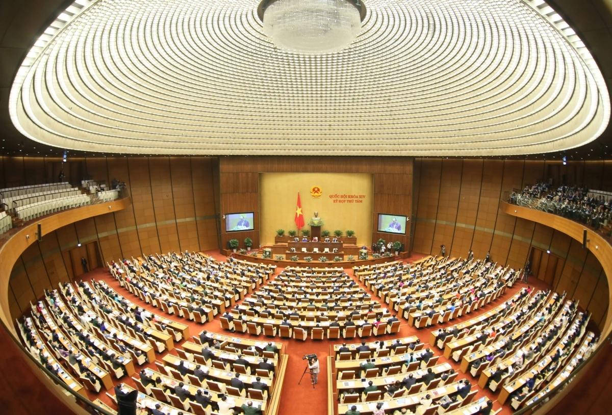 101 ủy viên T.Ư Đảng chính thức trúng cử Đại biểu Quốc hội khóa XV. Ảnh minh họa
